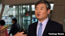 한국의 6자회담 수석대표인 조태용 한반도평화교섭본부장. (자료사진)