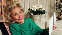 Ann Landers said she had heard it all and some of it left her speechless.