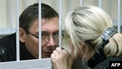 Юрій Луценко вже тиждень голодує