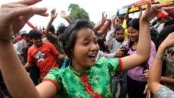 مائوئیست های نپال اعتصابات سراسری را به اجرا می گذارند