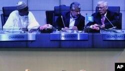 Negara-negara OPEC melakukan pertemuan di Wina, Austria (foto: dok).
