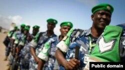 Pasukan Uni Afrika di Somalia, dikenal sebagai AMISOM (foto: dok).