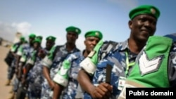 Pasukan Misi Uni Afrika di Somalia (AMISOM) (Foto: dok).