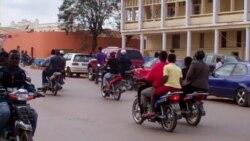 Motoqueiros queixam-se de perseguições em Malanje, planeiam protesto - 2:26
