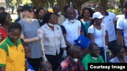 Kirsty Coventry Zimbabwe Sports Minister Clean Up In Harare 3
