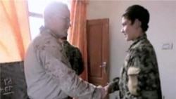 US Study Says Afghans Not Ready to Manage Forces