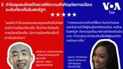 Why should Thai community matter in the U.S. local politics?