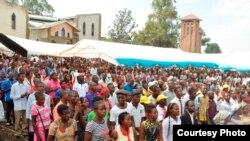 Mkusanyiko wa watu DRC