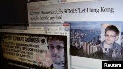 Cuộc phỏng vấn Edward Snowden trên Báo South China Morning Post. Phát biểu với tờ báo Anh ngữ South China Morning Post, ông Snowden nói Cơ quan An ninh Quốc gia NSA đã đột nhập các máy điện toán ở Hong Kong và lục địa Trung Quốc từ năm 2009.