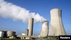 Nhà máy điện hạt nhân tại Tricastin, miền nam nước Pháp.