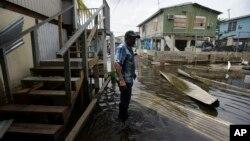 Poplavljena mesta u Portoriku