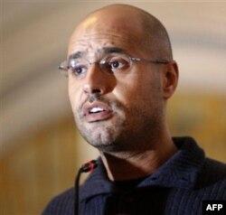 Saif al-Islomning qayerda ekani noma'lum