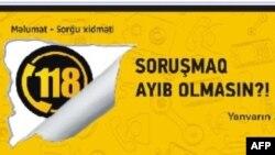 """""""Soruşmaq Ayıb Olmasın?!"""" fəaliyyətə başlayır"""