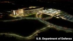 미국 버지니아주 스프링필드의 국방부 산하 국가지리정보국.
