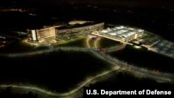 美國國家地理空間情報局的航拍照片。