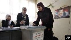 Hilbijartinên Xwecihî li Sûrîyê Destpê Dikin