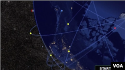 Jaringan Satelit Baru Sediakan Video Bumi Berwarna Resolusi Tinggi