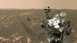 Quiz - NASA Prepares for First Helicopter Flight Test on Mars