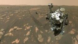 Quiz - NASA's Perseverance Rover Collects First Martian Rock