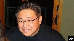 韓裔美國傳教士裴俊浩。