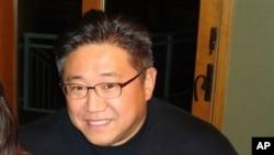 韩裔美国传教士裴俊浩 (资料图片)