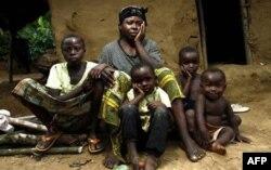 Kongo'da Tecavüz Felâketi
