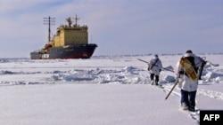 На российском атомном ледоколе обнаружена утечка радиации