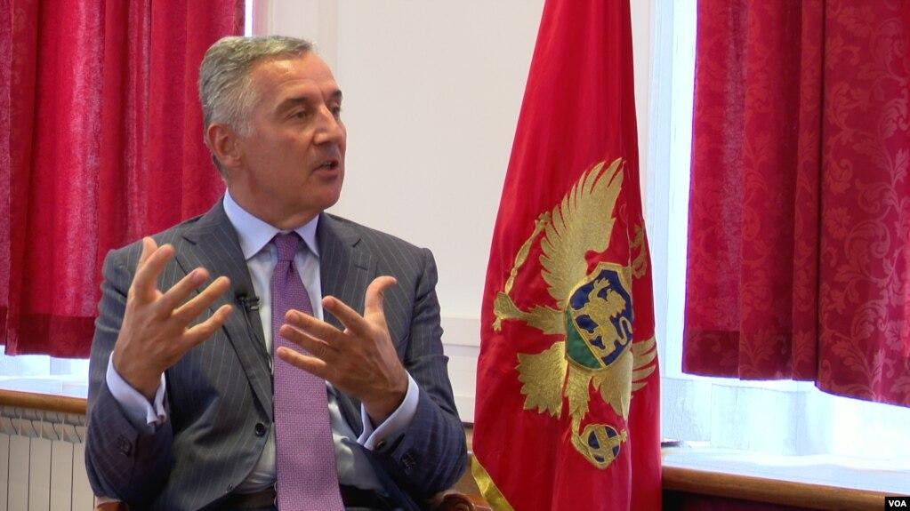 Presidenca malazeze akuzon Rusinë për ndërhyrje në punët e brendshme të Malit të Zi