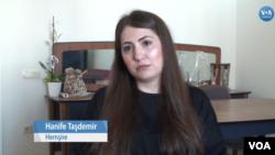 Hanife Taşdemir, Hemşire