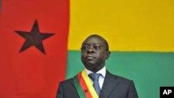 Shugaban Mjaalisar Dokokin Guniea Bissau, wadda zai zama shugaban riko, Raimundo Pereira,