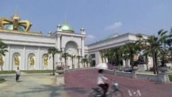Chinese Company Bets Big On Laos Casino Project