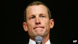 El ex ciclista estadounidense Lance Armstrong admitió haberse dopado durante su carrera.
