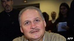 Osuđivani terorista iz Venecuele Iljič Ramirez Sančez, poznat kao Karlos Šakal, u sudnici u Parizu