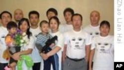 中国毒奶粉受害家长聚会 警方阻挠