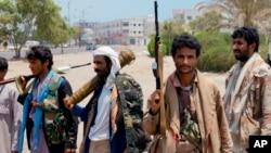 'Yan Tawayen Houthi