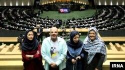 قربانیان اسیدپاشی در مجلس شورای اسلامی