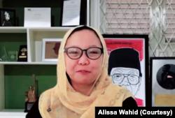 Alissa Wahid. (Foto: pribadi)