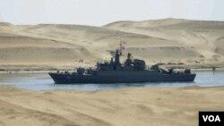Irán llegó a amenazar con bloquear el Estrecho de Ormuz, un paso marítimo internacional estratégico.
