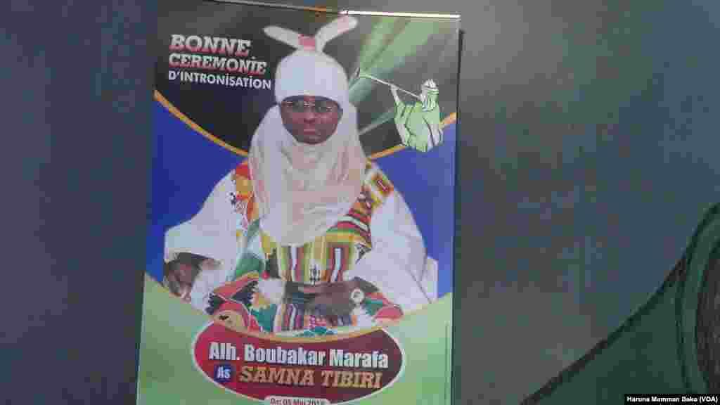 Bikin Nadin Sarkin Tsibiri a Nijer Bubakar Marafa Kiassa