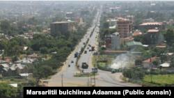 Adaamaa, Oromiyaa
