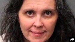 加州警方公布父母涉嫌虐待子女照片(美联社/加州河滨郡警方)