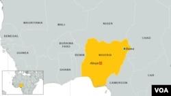 Nigeria kw'ikatara