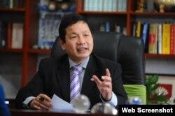 FPT Chairman Trương Gia Bình