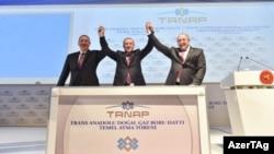 TANAP-ın təməlqoyma mərasimi