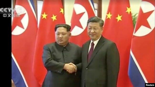 习近平明年访问朝鲜
