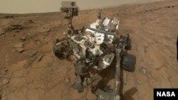 화성 생명체 증거 포착