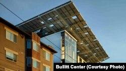 گرین بلڈنگ بلٹ عمارت، فائل فوٹو