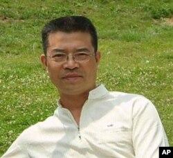 中國持不同政見人士陳西