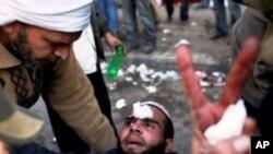 امریکہ، یورپی یونین کی جانب سے مصر میں پرتشدد واقعات کی مذمت