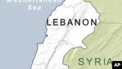 Nexşeya Libnanê
